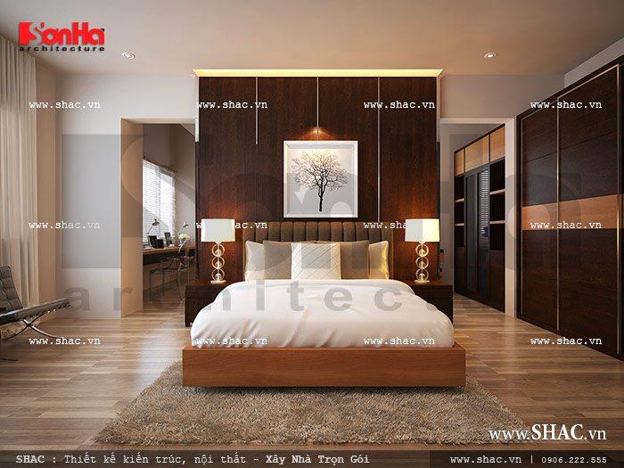 Các mẫu thiết kế nội thất phòng ngủ đẹp mắt 10