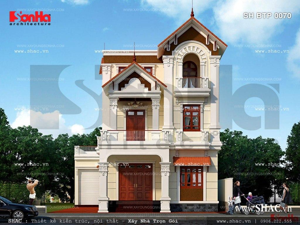 Những mẫu thiết kế biệt thự kiến trúc đẹp tại Quảng Ninh 5