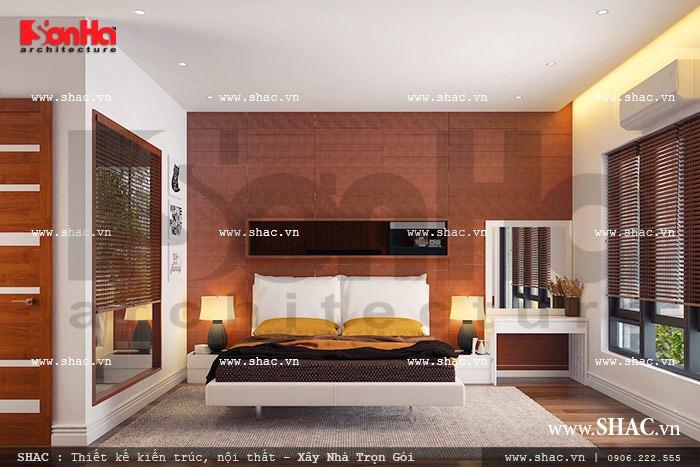 Các mẫu thiết kế nội thất phòng ngủ đẹp mắt 7