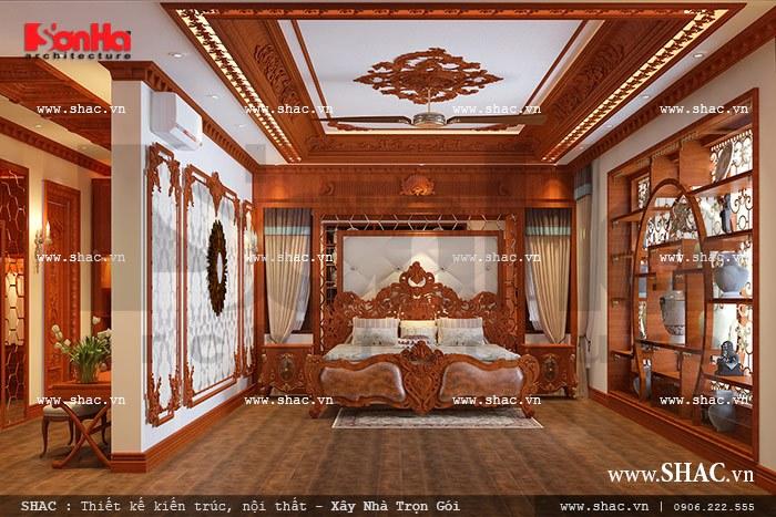Các mẫu thiết kế nội thất phòng ngủ đẹp mắt 2