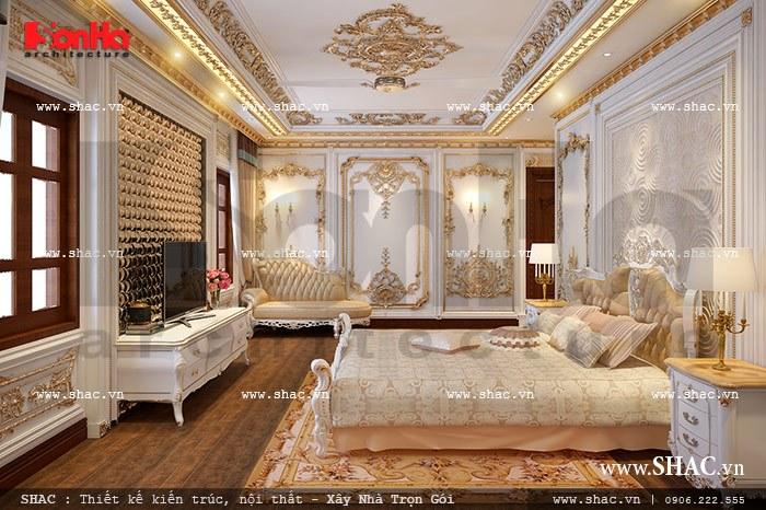 Các mẫu thiết kế nội thất phòng ngủ đẹp mắt 4