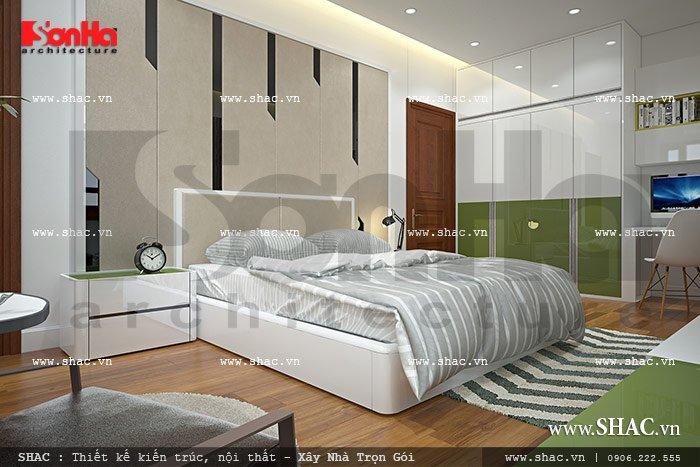 Các mẫu thiết kế nội thất phòng ngủ đẹp mắt 6