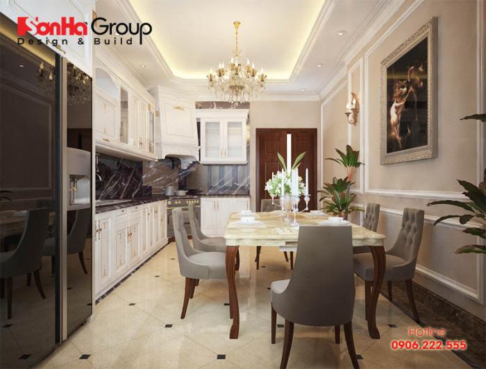 Phong cách trang trí nội thất nhà bếp đẹp hợp xu hướng 2020 nên xem ngay 3