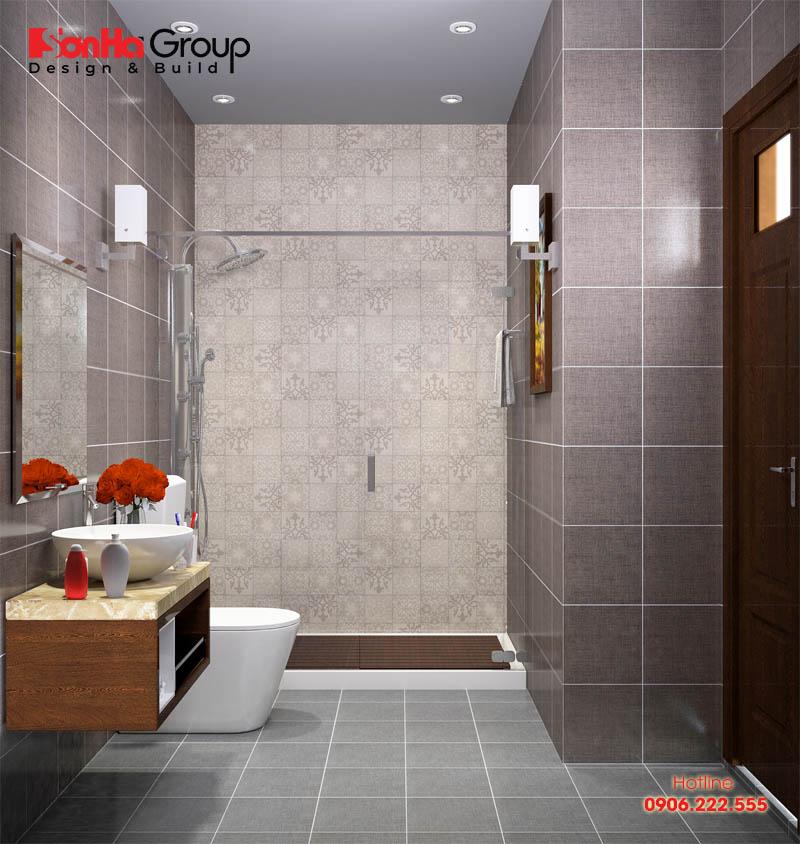 Tuyệt chiêu thiết kế phòng tắm nhỏ 3m2 rộng rãi và thoáng đãng 4