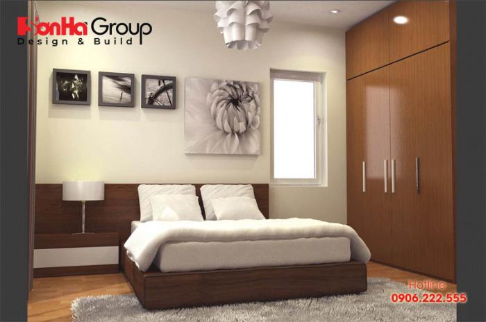 Tổng hợp các cách trang trí phòng ngủ đơn giản ít tốn kém cho nhà phố hiện nay 7