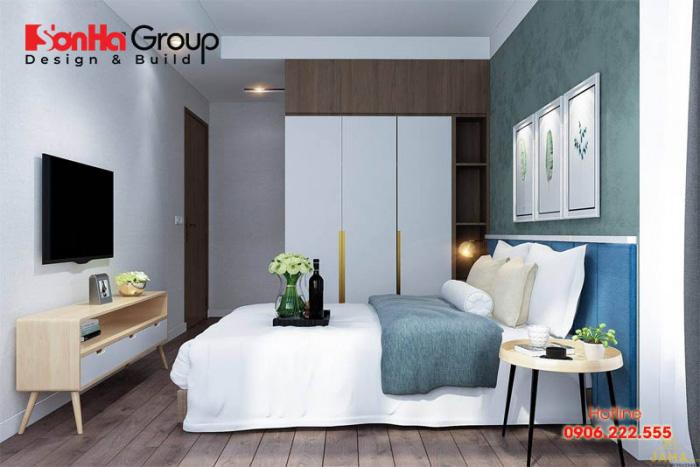 30+ Mẫu nội thất thông minh cho phòng ngủ nhỏ thêm đẹp và tiện nghi 13