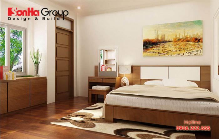 [Mới nhất 2020] Xu hướng thiết kế phòng ngủ hiện đại sang trọng 3