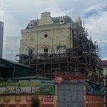 Biệt thự lâu đài thi công