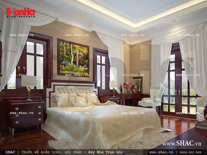 Phòng ngủ kiểu pháp sh btp 0004