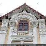 Biệt thự 4 tầng mái ngói kiến trúc Pháp cổ điển - BTP 0013 25