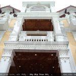 Biệt thự 4 tầng mái ngói kiến trúc Pháp cổ điển - BTP 0013 24