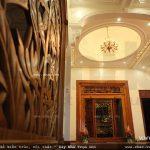 Biệt thự 4 tầng mái ngói kiến trúc Pháp cổ điển - BTP 0013 31