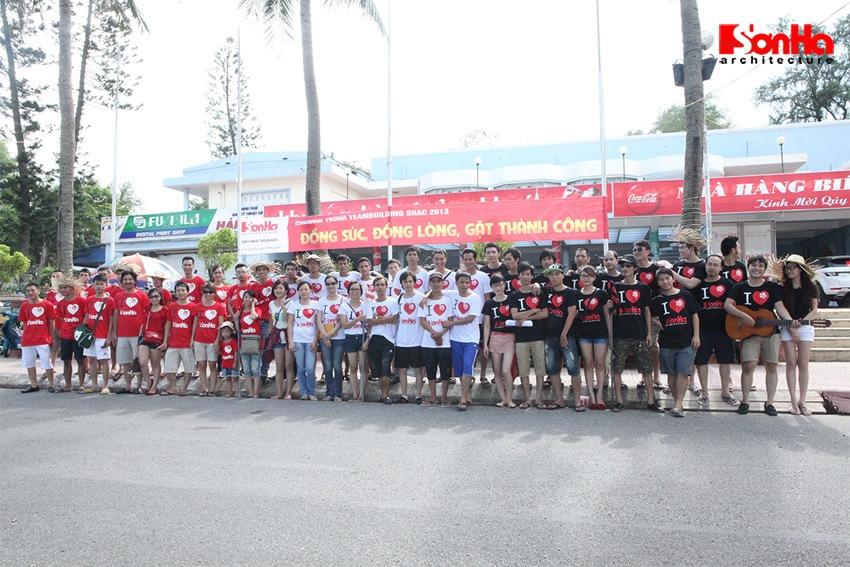 Teambuilding SHAC 2013