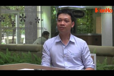 Phát biểu của đại diện công ty Asel Việt Nam 2