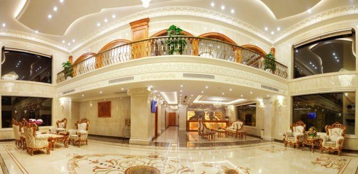 Sảnh khách sạn 4 sao