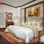 Mẫu thiết kế phòng ngủ 2 của khách sạn