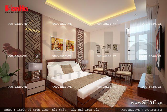 Phòng ngủ điển hình