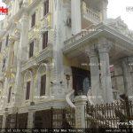 Kiến trúc pháp cổ điển của biệt thự lâu đài