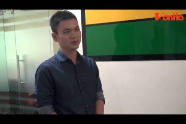 Phát biểu của đại diện Công ty Boral Gypsum Việt Nam 1