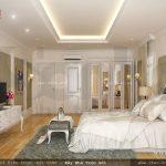 thiết kế phòng ngủ hiện đại, phòng ngủ con gái
