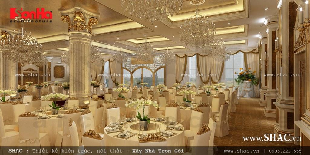 Hội trường tiệc cưới
