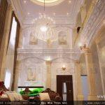 không gian phòng khách đẹp, phòng khách sang trọng và ấn tượng