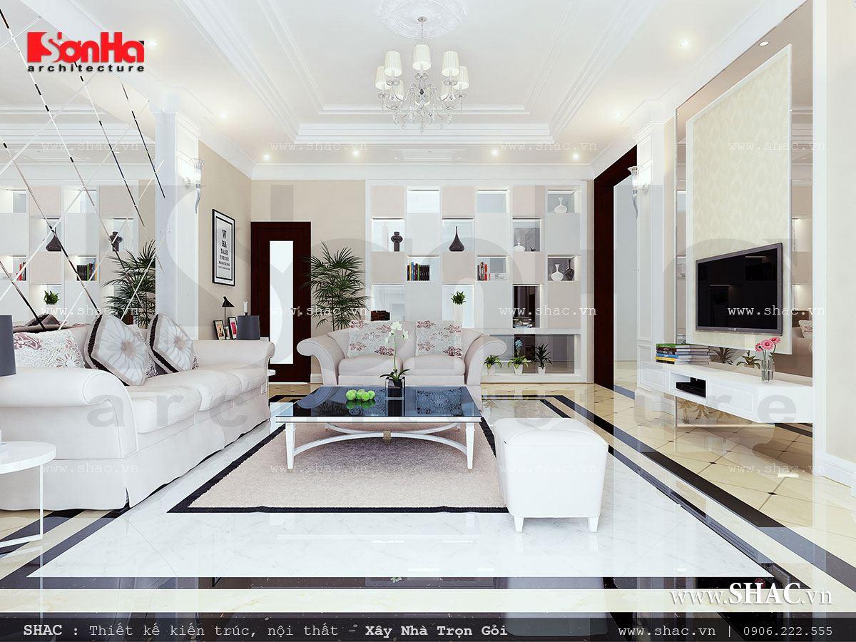 Biệt thự hiện đại 3 tầng tại Nam Định - BTD 0015 3