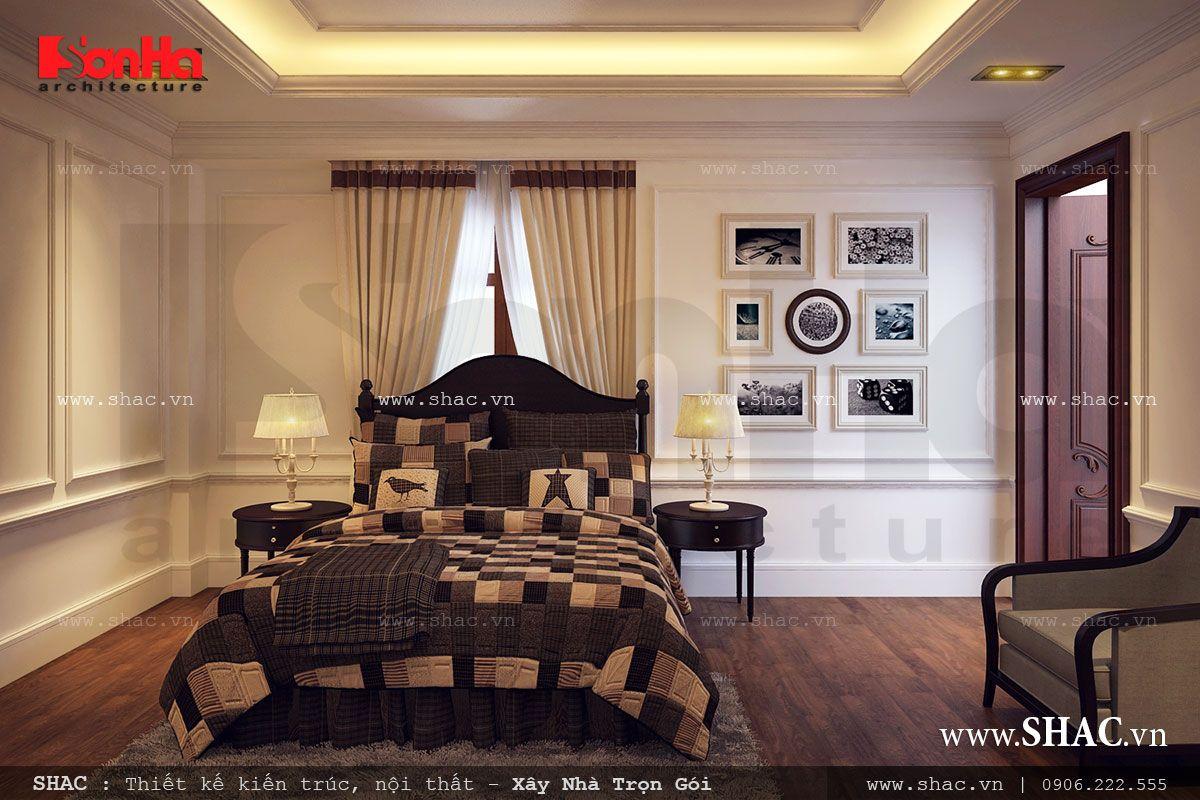 Biệt thự Pháp 4 tầng tại Hà Nam - BTP 0018 8