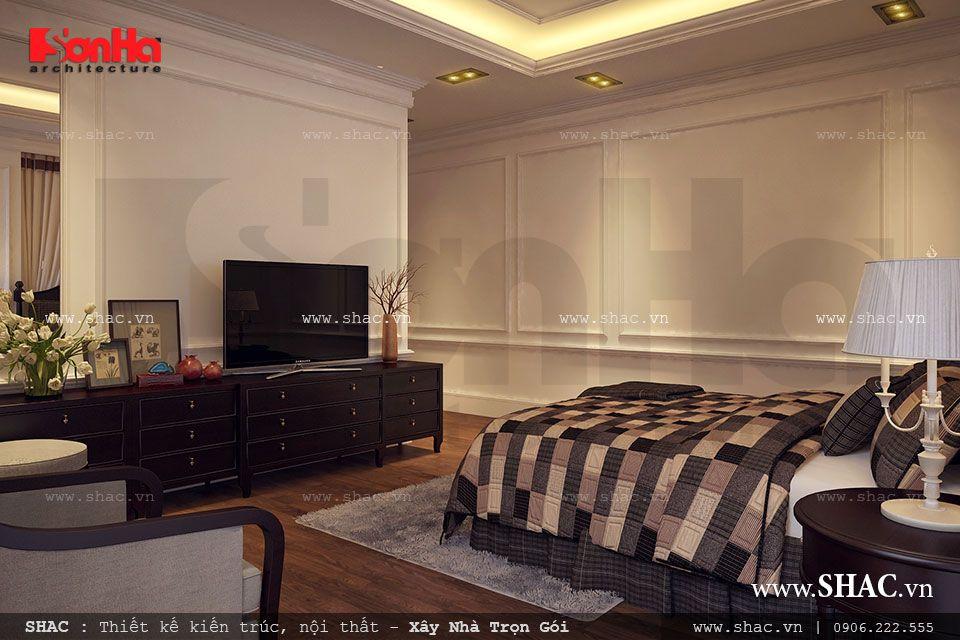 Mẫu thiết kế phòng ngủ đẹp và ấn tượng