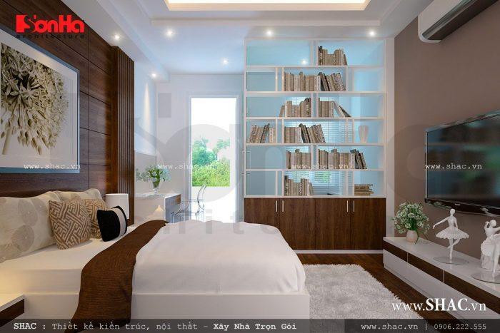 mẫu thiết kế phòng ngủ, phòng ngủ hiện đại, phòng ngủ đẹp