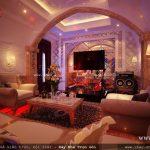 Thiết kế phòng hát karaoke tại nhà, phòng hát đẹp tại nhà