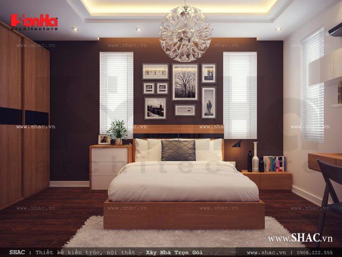 Thiết kế nội thất phòng ngủ đẹp và lãng mạn
