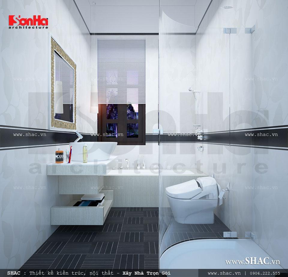 Biệt thự hiện đại 3 tầng tại Kiên Giang - BTD 0016 20