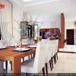 Phòng ăn đẹp mà đơn giản BTP 0016