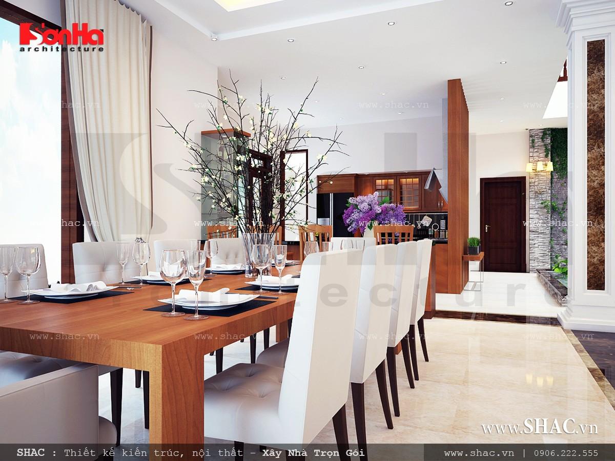 Biệt thự hiện đại 3 tầng tại Kiên Giang - BTD 0016 7