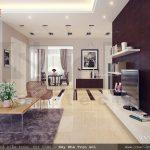 Mẫu Phòng khách hiện đại đẹp