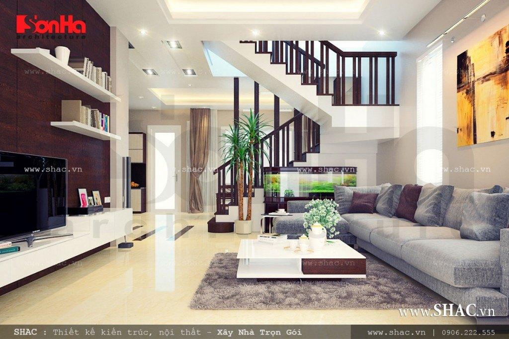 Phòng khách hiện đại