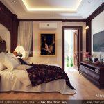 Nội thất phòng ngủ đẹp và sang trọng