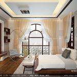 Phòng ngủ đẹp lãng mạn