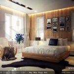 Mẫu Phòng ngủ kiểu hiện đại