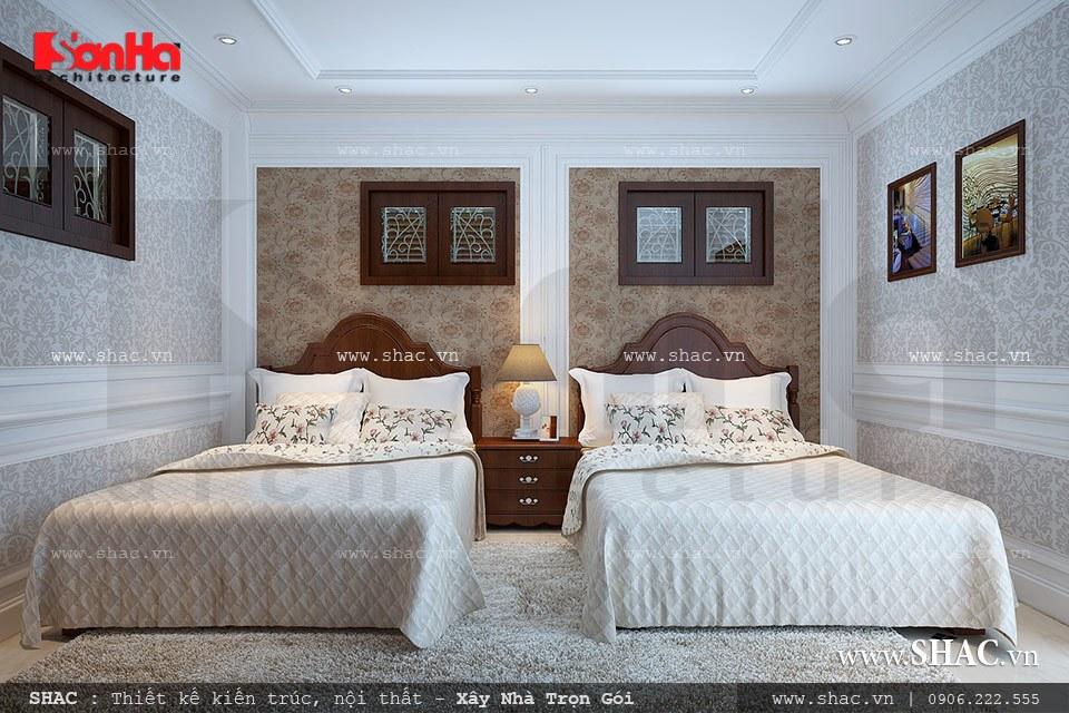 Phòng ngủ nhân viên