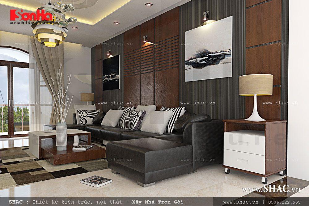Biệt thự hiện đại 3 tầng tại Kiên Giang - BTD 0016 22