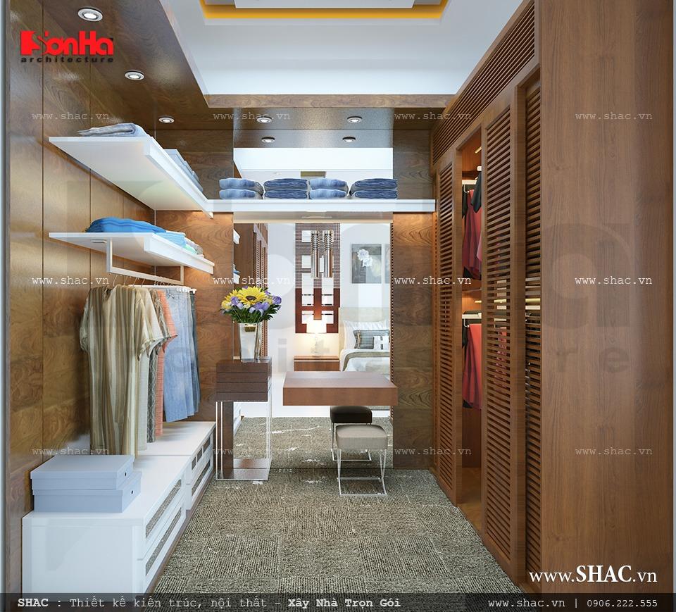 Biệt thự hiện đại 3 tầng tại Kiên Giang - BTD 0016 13
