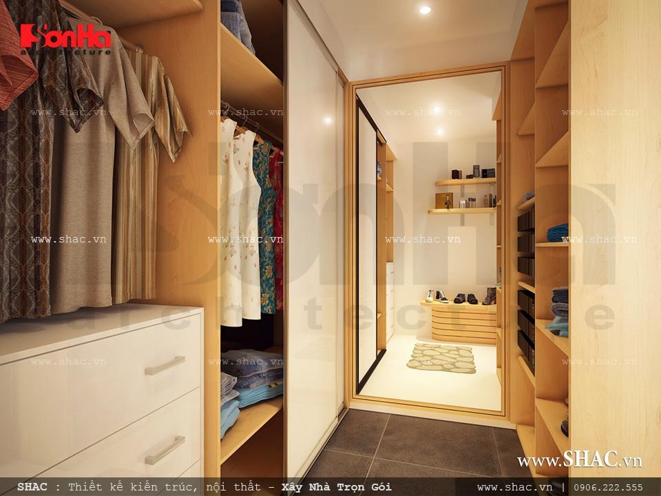 Biệt thự hiện đại 3 tầng tại Kiên Giang - BTD 0016 10