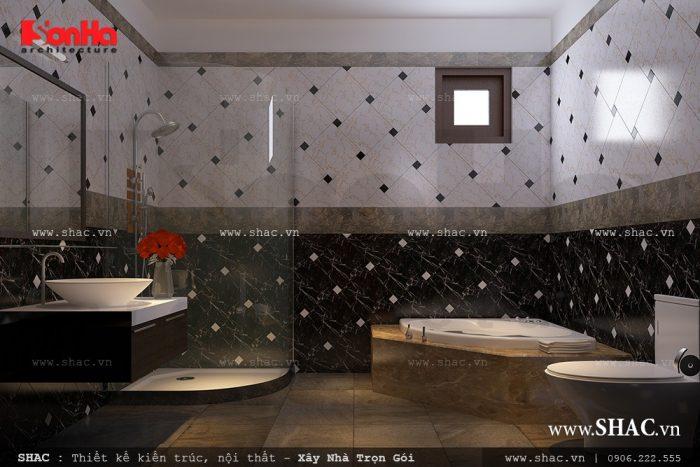 Phòng tắm và vệ sinh đẹp