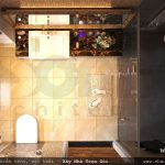 Phòng vệ sinh tiện nghi cho biệt thự