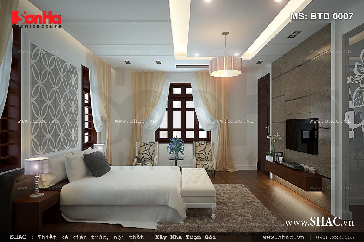 Biệt thự hiện đại 3 tầng tại Kiên Giang - BTD 0016 16