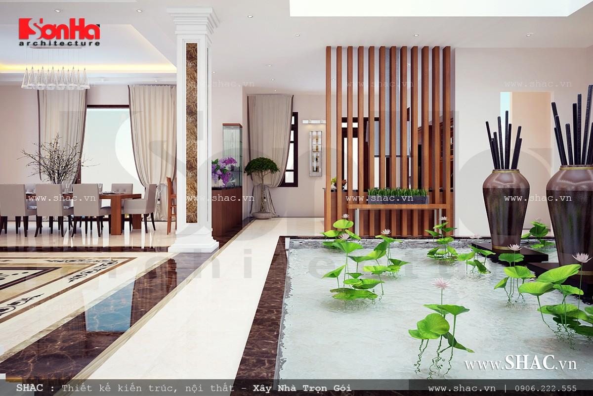 Biệt thự hiện đại 3 tầng tại Kiên Giang - BTD 0016 6