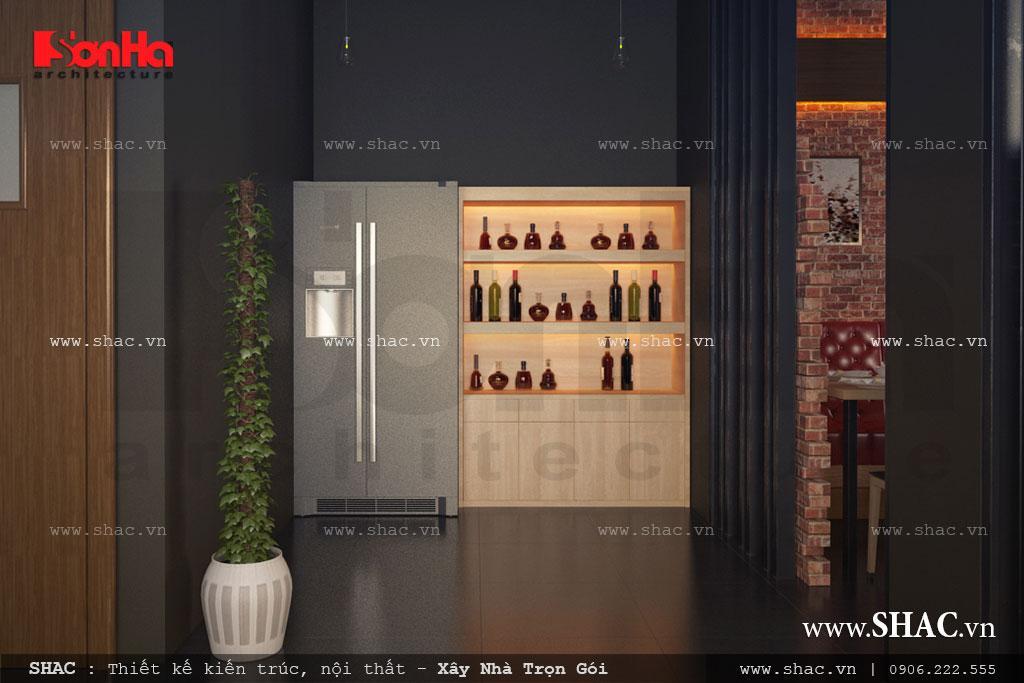 Thiết kế nội thất nhà hàng BBQ