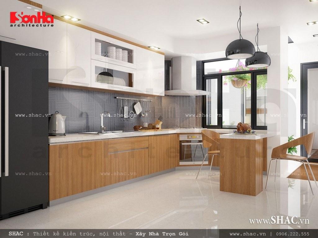 Nội thất phòng bếp đẹp